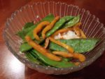Sauteed Snow Peas & Peppers