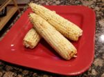Adobo and Lime Roasted Corn